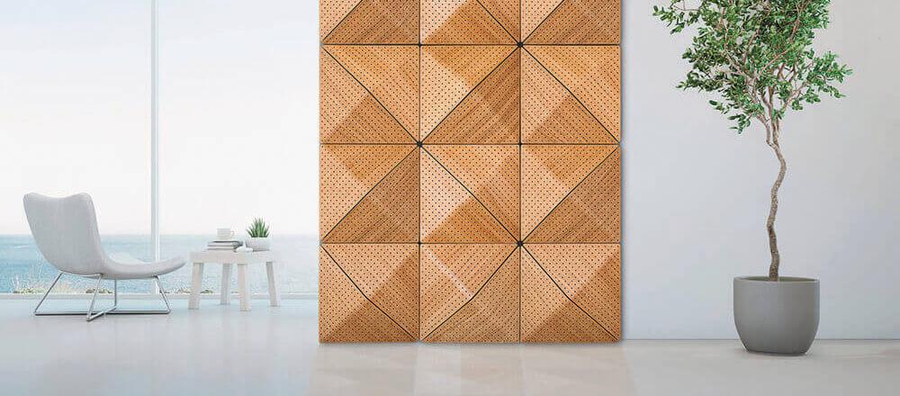Kolekcje paneli architektonicznych 3D