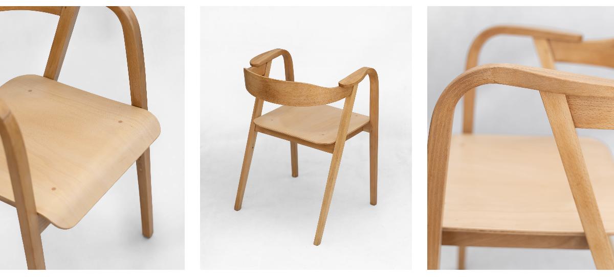 Renowacja fotela Mariana Sigmunda
